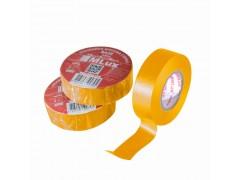 Виниловая изолента MLux BASE 19 мм х 20 ярд (152000008) Желтая