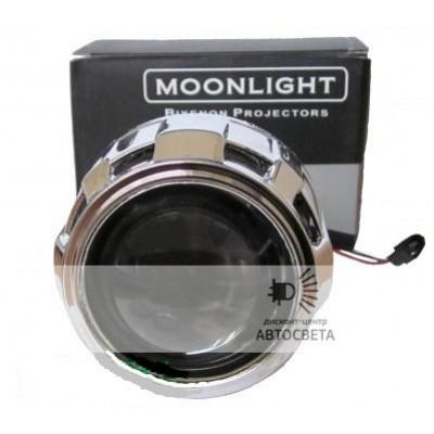 Биксеноновая линза Moonlight G5