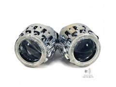 Биксеноновая линза Silver Star G5