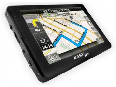 GPS навигатор EasyGo 505i+