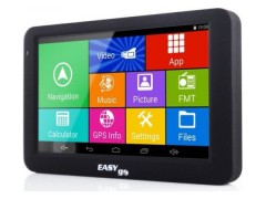 GPS навигатор EasyGo A505 (Android)