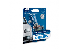 Галогеновая лампа Philips WhiteVision H11