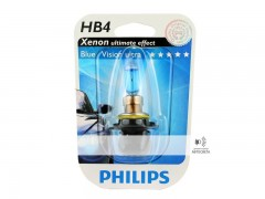 Галогеновая лампа Philips HB4 BlueVision Ultra 4000K