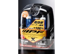 Лампа IPF H7  VH74 TITAN WHITE 4300K +100%
