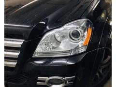 Устранение запотевания фары Mercedes-Benz GL 550