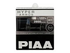 Галогеновые лампы PIAA Н1 HYPER ARROS (3900K)