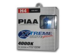 Галогеновые лампы PIAA Н4 Xtreme White Plus (4000K)