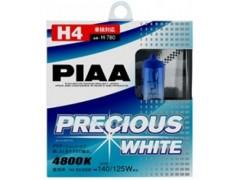 Галогеновые лампы PIAA Н4  Precious White (4800К)
