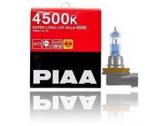 Галогеновые лампы PIAA Н4 SUPER LONG LIFE (4500К)