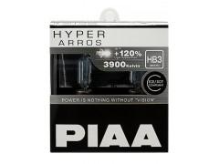 Галогеновые лампы PIAA НB3 HYPER ARROS (3900K)