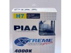 Галогеновые лампы PIAA H7 Xtreme White Plus (4000K)