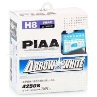 Галогеновые лампы PIAA Н8 Arrow Star White (4250K)