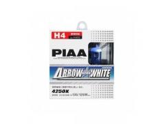 Галогеновые лампы PIAA Н4 Arrow Star White (4250K)