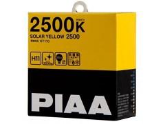 Галогеновые лампы PIAA Н11 Solar Yellow (2500K)