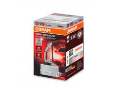 Оригинальная ксеноновая лампа Osram D1S Xenarc Night Breaker