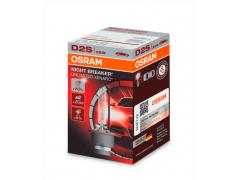 Оригинальная ксеноновая лампа Osram D2S 66240XNB Xenarc Night Breaker