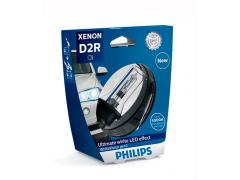 Оригинальная ксеноновая лампа Philips D2R 85126WHV2S1 WhiteVision gen2