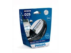 Оригинальная ксеноновая лампа Philips D2S 85122WHV2S1 WhiteVision gen2
