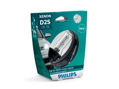 Оригинальная ксеноновая лампа Philips D2S 85122XV2S1 X-tremeVision gen2