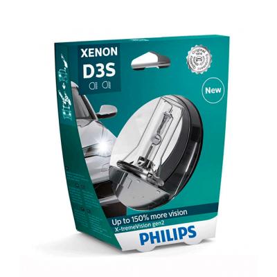 Оригинальная ксеноновая лампа Philips D3S 42403XV2C1 X-tremeVision gen2
