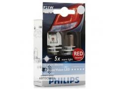 Светодиоды PY21W Philips X-Treme Vision +400%