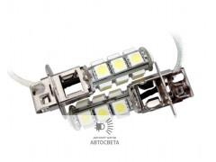 LED-лампа в ПТФ H3 13SMD