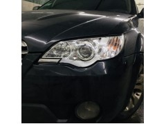 Устранение запотевания фары Subaru Outback