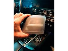 Химическая полировка фар ПТФ BMW 7 series