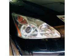 Устранение запотевания фары Lexus RX330