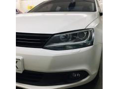 Установка биксеноновых линз Hella 3R на Volkswagen Jetta