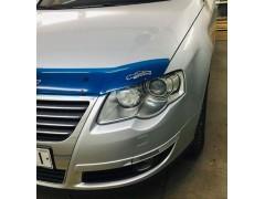 Замена штатных линз Volkswagen Passat B6 на биксеноновые линзы Galaxy Q5