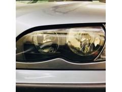 Химическая полировка фар BMW 3 E46