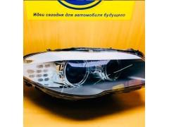 Ремонт фар BMW 5 F10 + чистка фар