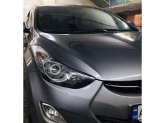 Устранение запотевания фары + перепаковка Hyundai Elantra