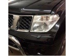 Устранение запотевания фары Nissan Pathfinder