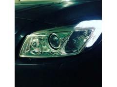 Устранение запотевания фары Opel Insignia 2009