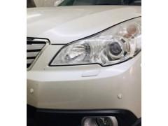 Замена штатных биксеноновых линз на Galaxy Q5 на Subaru Outback