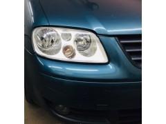 Химическая полировка фар Volkswagen Touran