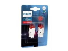 Комплект ламп W21 LED red Ultinon Pro3000