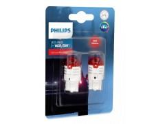 Комплект ламп W21/5 LED red Ultinon Pro3000