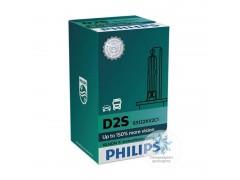 Оригинальная ксеноновая лампа Philips D2R 85126XV2S1 X-tremeVision gen2