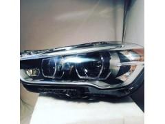 ФАРА ЛЕВАЯ BMW X1 F45 F48 ЛЕД C 2015 ГОДА Б/У США 63117428739