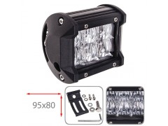 Фара прожектор LML-C2018 F-5D FLOOD (6led*3w 95х80мм) (C2018 F-5D F)