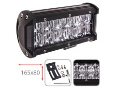 Фара прожектор LML-C2036 F-5D FLOOD (12led*3w 165х80мм) (C2036 F-5D F)